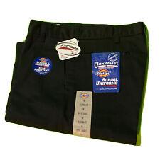 Dickey Shorts Flex~waist School Wear Color Black. size 13 Junior