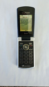 160.Sony Ericsson W518a Black Very Rare - For Collectors - Unlocked