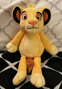 Scentsy Buddy Simba With Scent Pak, Without Box - Pre-Owned
