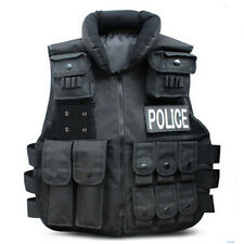 600D Nylon SWAT tactical hunting combat vest police tactical vest Black