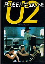Libro molto raro U2 book (italian verson) 1988. 114 color pages, 80 Photos