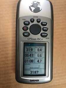 Garmin GPSmap GPS map 76Cx Handheld receiver