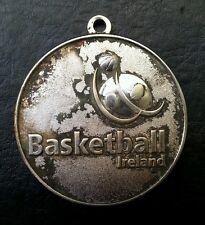 UK IRELAND BASKETBALL SCHOOLS REGIONAL WINNER 2009-10  MEDAL 29.14 GRAMS 40.1 MM