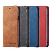 For iPhone SE 2nd Gen 2020 Magnetic Flip Leather Wallet Case Card Pocket Cover