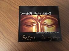 SIGNED CD: Whispers from Silence by Tom Moore & Sherry Finzer
