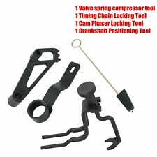 Valve Spring Compressor Crankshaft Positioning Tool For Ford 4.6L 5.4L 3V Engine