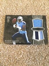 +++ BISHOP SANKEY 2014 RELIC RC BASEBALL CARD #BSRDRBS - TENNESSEE TITANS +++