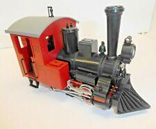 Boxed LGB/Marklin German Steam Locomotive Runs Beautifully In Mint Condition
