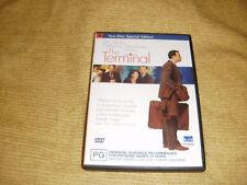 THE TERMINAL comedy 2004 =2 DVD as NEW Tom Hanks catherine zeta jones romance R4