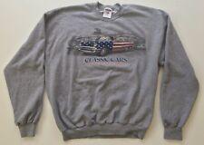 Vintage Classic Cars American Tradition Jerzees Sweatshirt NuBlend Soft Xl
