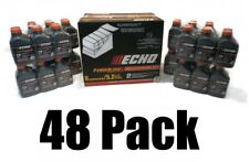 (48) ECHO OIL 5.2 oz Bottles 50:1 Gas to Oil Mix for HC-150 HC-155 Hedge Trimmer
