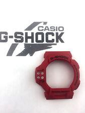 CASIO GDF-100-4 10382370 Genuine G-Shock BEZEL Case Shell Red
