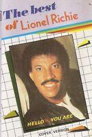 Lionel Richie.. The Best Of. Import Cassette Tape