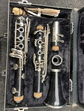 Vito Clarinet Used Serial Number B27108 With Case