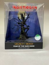 IRON MAIDEN LEGACY OF THE BEAST FEAR OF THE DARK EDDIE LIMITED EDITION FIGURE