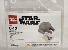 🌟LEGO® Star Wars™ Mini Millennium Falcon 55555 🌟 Target Exclusive Polybag NEW