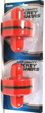 2 Packs Franklin Zero Gravity 2 Count Hockey Pushers For All Air Hockey Tables