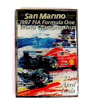 AUTO FORMEL1 Pin / Pins - FERRARI SAN MARINO IMOLA 1997 [1182]