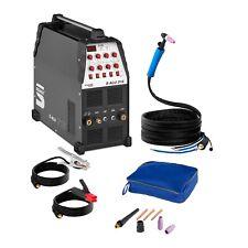 Saldatrice Inverter Tig Professionale Wig Ac/Dc Pulse Alluminio Manuale Display