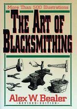 The Art of Blacksmithing (Hardback or Cased Book)
