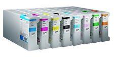 8 x Original Epson STYLUS PRO GS6000 / T6241 T6242 T6243 T6244 T6245 T6246 T6247