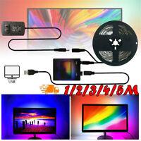 【50% OFF Today】DIY Ambilight TV PC Dream Screen USB LED Strip 5M