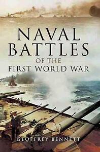 Naval Battles of the First World War by Geoffrey Bennett (Paperback, 2014)