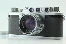 [ près De Mint ] Nicca Type 5 Télémètre Appareil Photo Nikkor-H.c 50mm F/2 Ltm