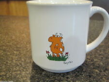 Sandra Boynton Coffee Mug 'To Someone Who is Outstanding in the Field' Cow