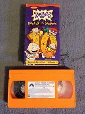 Rugrats Vhs Tapes For Sale Ebay