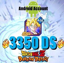⭐️Dokkan Battle Global ⭐️Android Gohan LR + 3350 DS dragon stone