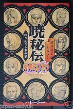 """JAPAN novel: Naruto """"Akatsuki Hiden"""""""