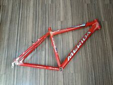"Merida Kalahari 550 26"" M Mountain Bike 18"" Frame AL Retro Red Like Specialized"