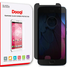 Dooqi Privacy Tempered Glass Screen Protector For Motorola Moto G5S Plus