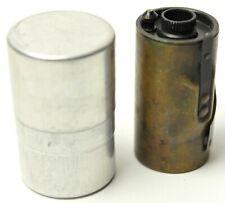 Leica Leitz film cassette w/ metal canister
