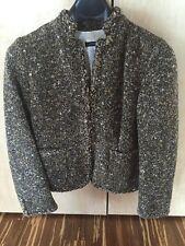J CREW GREENWICH tweed French inspired  blazer JACKET New