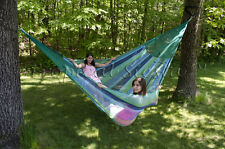 New Cotton Jumbo Mexican Hammock %7c XXXL  Breezy Point® Mayan Hammocks Camping