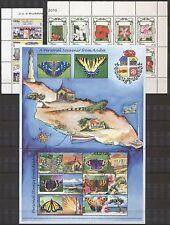 Aruba jaargang 2010 compleet incl pers.vel postfris/MNH