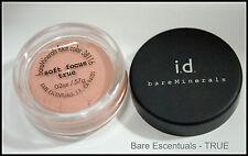 "Bare Escentuals Soft Focus All-Over Face Powder ""TRUE""  size .02oz/57g"