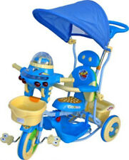 Dreirad Kinderdreirad Kinderrad UFO BLAU mit Soundeffek