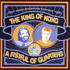 King of Kong: A Fistful of Quarters (Original Soundtrack) CD Rare Donkey Kong