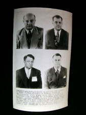 FBI MEN TO SELL LOTTERY TICKETS  photo  1942 #5427