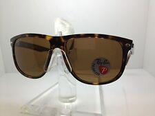 AUTHENTIC RAYBAN  RB 4147 710/57 RAY BAN RB4147 710/57 TORTOISE/BROWN POLARIZED