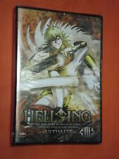 HELLSING ULTIMATE vol 3 - dvd nuovo e sigillato