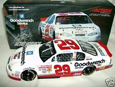 action 1/24 #29 GOODWRENCH KEVIN HARVICK 2001 CHEVY M/C