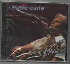 steve earle - live at montreux 2005 sealed cd