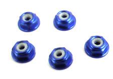 Kyosho Mini-Z Monster X Spede 2mm Blue Flanged Lock Nut LNF206
