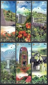 SINGAPORE 2021 ARCHITECTURE SKYRISE GREENERY FLOWERS PLANTS ARCHITEKTUR [#2106]