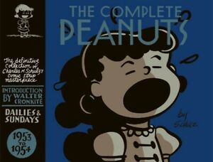 """""""The Complete Peanuts: 1953-1954"""" New Hardcover"""