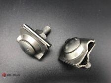 Edelstahl-Universalklemme V4A -1.4571, für Erdungsdraht Durchmesser 8 und 10 mm